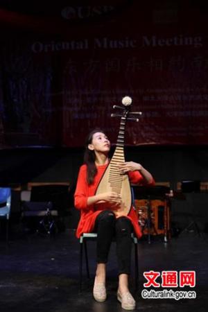 中国古典乐曲演奏