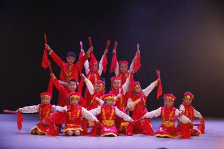 韩国儿童舞蹈可爱颂