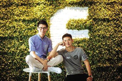 两位80后创业者:张潇与黄晟