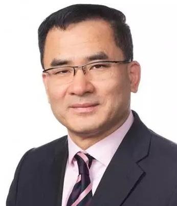 芬兰华商总会会长杨二林。