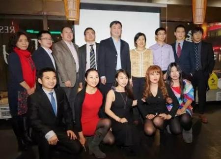 资料图:2016年12月18日,芬兰华人科技协会举办学术科技人才圣诞聚会。来源:中国驻芬兰大使馆网站