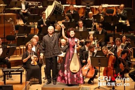 演奏家章红艳:让琵琶走进西方交响乐的音乐精灵