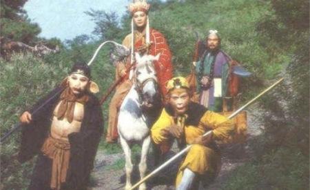 86版《西游记》剧照