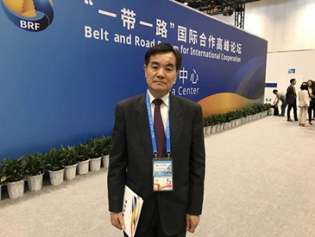 张晓贝(欧洲时报记者黄冠杰 摄)