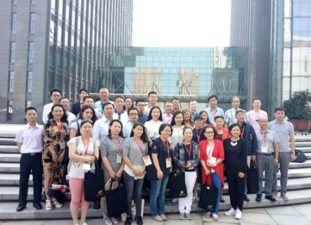 无锡广电集团与18家海外华文媒体签订友好合作备忘录。