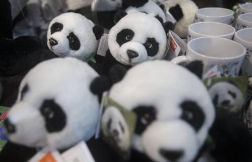 位于柏林动物园内的大熊猫馆即将正式对公众开放