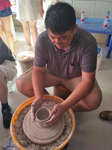 体验中华传统陶艺