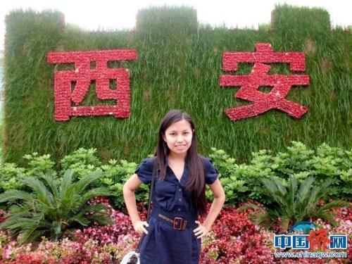 """""""这五年·我与中国"""":在西安求学追逐""""中国梦"""""""