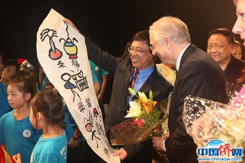 """""""这五年·我与正规幸运赛车彩票"""":植根华夏做中华文化传播者"""