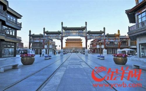 """莞香登陆首都""""非遗大街"""",为岭南地区首个独立设店的项目。 唐波摄"""