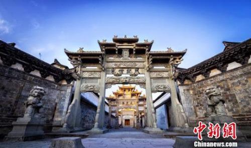 东阳是著名的建筑之乡,建筑人才辈出,古建筑资源丰富 东阳宣传部提供