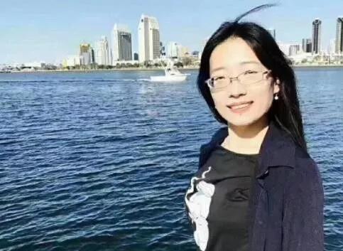 失踪女生近照。图片来源:中国青年网