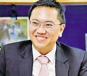 达美航空大中华区及新加坡总裁黄康。