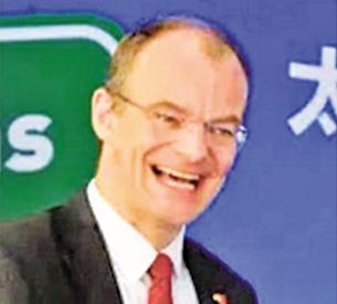 德国中心CEO夏建安。