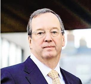 爱尔兰投资发展局亚太区总监孔约翰。
