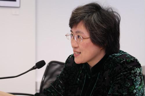 驻巴塞罗那总领事林楠出席论坛并致辞。