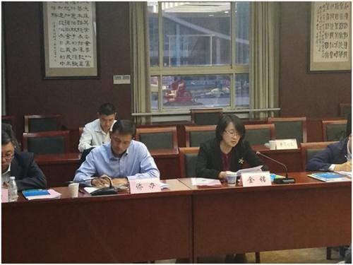 昆山市侨办汇报贯彻落实《江苏省保护和促进华侨投资条例》情况