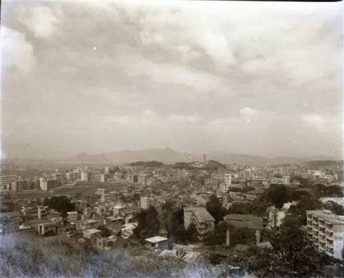 1985年的长乐县城