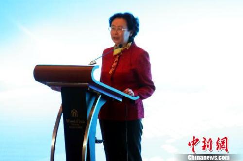 江西省委常委、组织部部长赵爱明出席开幕式并讲话。 刘占昆 摄