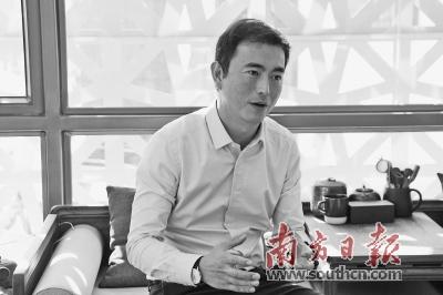 善达投资控股有限公司董事长马志文。