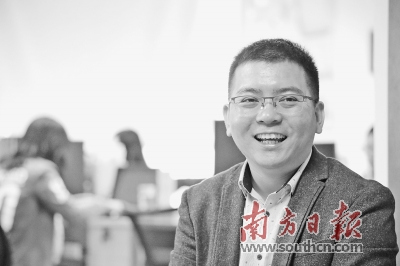 珠海蜜瓜科技有限公司创始人江海涛。
