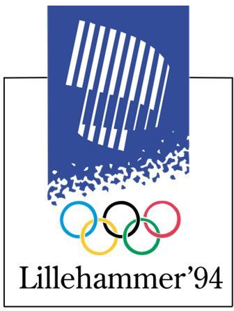 1994年第17届利勒哈默尔冬奥会会徽
