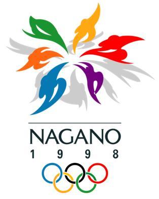 1998年第18届长野冬奥会会徽