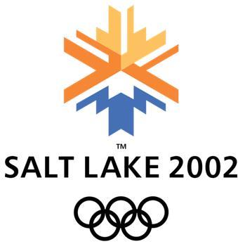 2002年第19届盐湖城冬奥会会徽