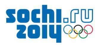 2014第22届索契冬奥会会徽