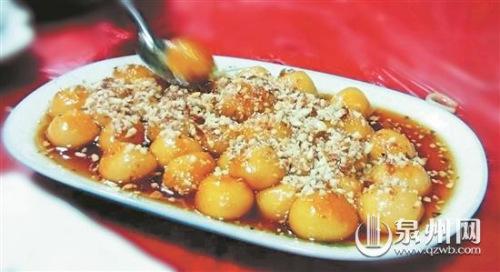 在闽南,人们有冬至吃甜粿的传统。