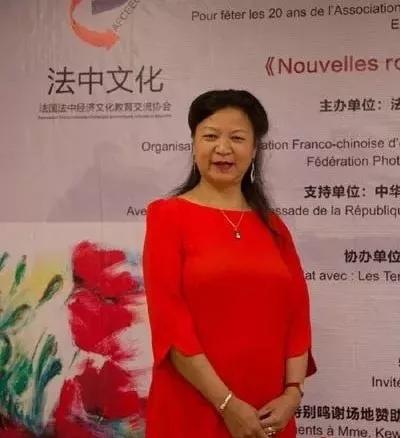 法国法中经济文化教育交流协会会长段莉生(受访者供图)