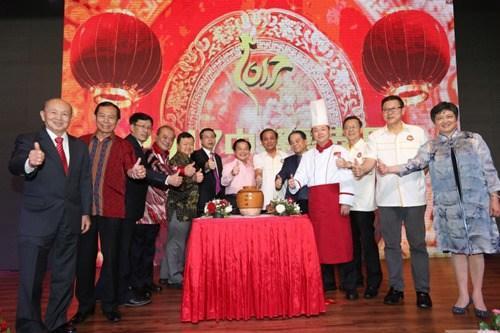 中餐繁荣团走进马来西亚。图片来源:马来西亚《星洲日报》