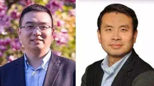 华人教授顾臻和哥伦比亚大学华人教授强力