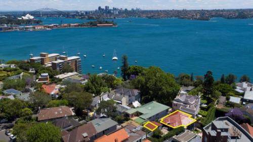 悉尼富有城区房市遭打击。(《每日电讯报》图片)