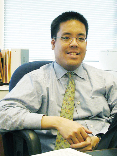 谢振强是北加州联邦检察处史上首位华裔首席助理联邦检察官,7日起担任代联邦检察长。