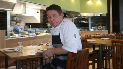 Bamboozle老板Phillip Kraa。(新西兰天维网)