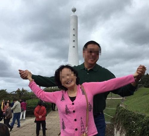61岁华裔夫妇13日被发现陈尸于休斯敦家中,两人遭行刑式枪杀。(美国《世界日报》)