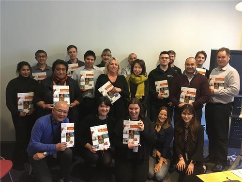 """新西兰中国文化中心与惠灵顿市政府自2017年6月起正式启动""""汉语与中国文化""""培训项目。(新西兰天维网)"""