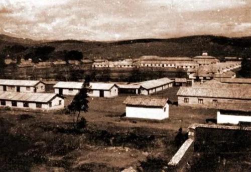 西南联大校舍。图片来源:清华大学校史馆网站