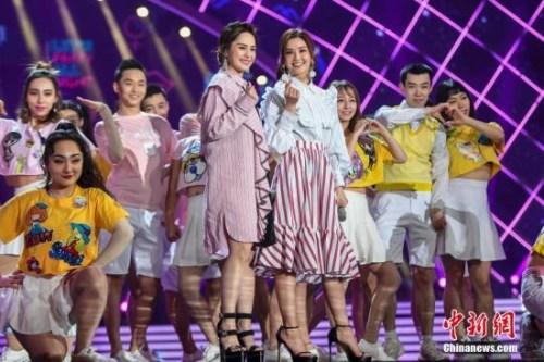 香港Twins组合献唱《见习爱神》