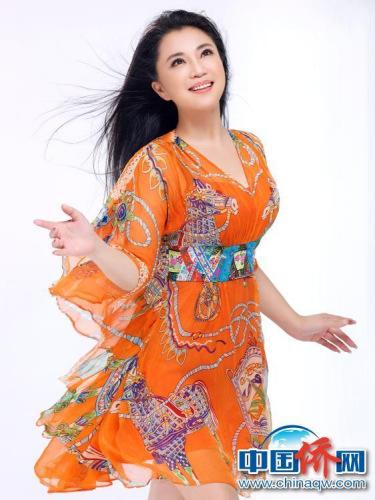 北京歌舞剧院歌剧团团长吴春燕。受访者供图