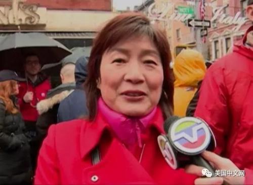 中国驻纽约总领事章启月大使