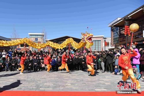美华人团体举办农历新年庆祝活动