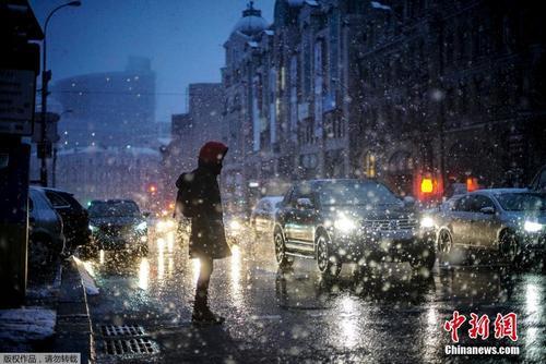 世界气象日 看天气变幻中的那些身影