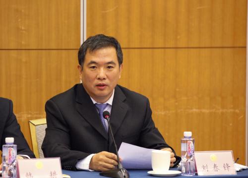 北京市侨办主任刘春锋讲话(北京侨办网站)