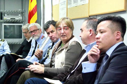 座谈会现场。图片取自中国驻巴塞罗那总领馆