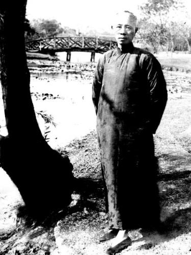 陈熙外曾祖父黄展云是辛亥革命志士,孙中山的秘书。