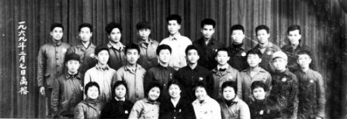 1969年,古钦达等25名归侨学生响应号召插队落户到建瓯农村。
