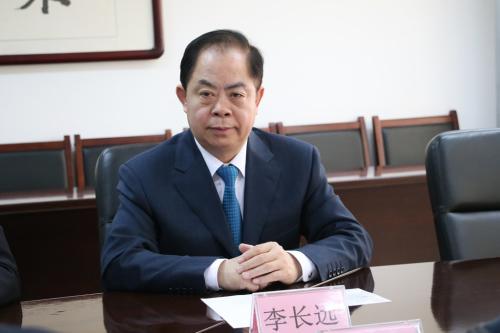北京市侨办副主任李长远与会