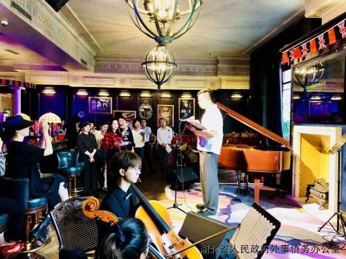 图片来源:湖北省外侨办网站
